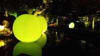 チームラボ 広島城 光の祭 - 極私的本棚