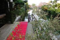 柳川で川下り - レトロな建物を訪ねて