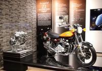 先日、カワサキワールドのモーターサイクルフェアに行って来ました♪ - The 30th Freedom カワサキZ&ハーレー直輸入日記