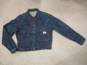 60's Powr House 101 DENIM JACKET - DELIGHT CLOTHING&SUPPLY