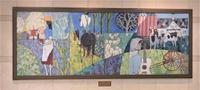 街角美術館『きたぐにの詩』札幌駅地下詩情あふれる作品です。 - ワイン好きの料理おたく 雑記帳