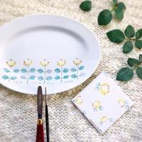 nicotto新作【Les petites Roses】 - nicottoな暮らし~うつわとおやつの物語