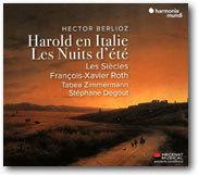 BERLIOZ/Harold en Italie, Les Nuits d'été - おやぢの部屋2