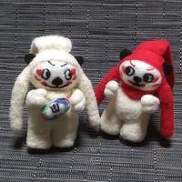 ラグビーワールドカップ2019~レンジー~ - 羊毛フェルト男(羊毛フェルトマン)