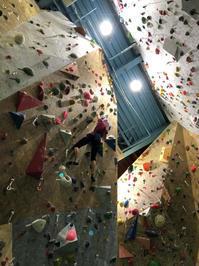 【スクール】 登攀塾 (2月13日,20日) - ちゃおべん丸の徒然登攀日記