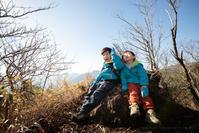 ちびっ子たちのリベンジ登山「金時山」山頂へ - Full of LIFE