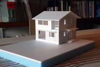 住宅/耐震等級3/模型/倉敷 - 建築事務所は日々考える