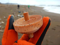 独楽 - Beachcomber's Logbook