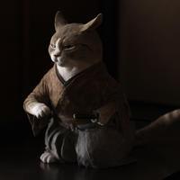 今日から猫展始まりました - くわみつの和み時間