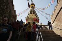 【世界遺産】カトマンズの谷スワヤンブナート(ネパール カトマンズ) - 近代文化遺産見学案内所