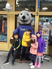 冬休みプレイデート週間:火曜日は水族館へゴー! - くもりのち雨、ときど~き晴れ Seattle Life 3