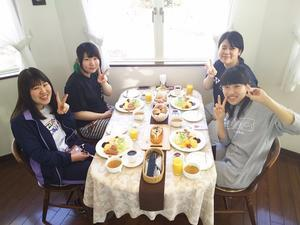 ありがとうございました! - 浅間高原・北軽井沢 ペンション・ローエングリンの高原日記