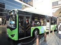 電気バス - ひとりごと・・・