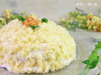 3月レッスン~ミモザケーキ~ - 美味しい贈り物