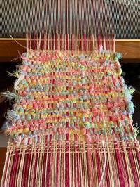 機織りのオーダーが入りました - カンパーニュママの暮らしの雑貨とポメプーころすけと日々の出来事日記