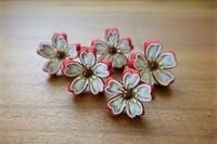 桜の小花。 - ハナガラス