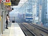 藤田八束の鉄道写真@米朝首脳会談近し期待したい、鉄道は写真を撮る被写体として最高その理由は・・・貨物列車写真 - 藤田八束の日記