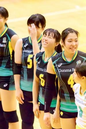 栗田楓 ~群馬銀行グリーンウイングス~ - Tatsuya Uehara Photo Blog S