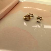 春の指輪とインドカレー - Fmizushina Accessories 日々のアクセサリーダイアリー