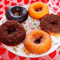『Donuts』 - カルトナージュ教室 ~ La fraise blanche ~