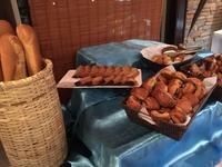 モノテル ダール エル バルカでの朝食 - せっかく行く海外旅行のために