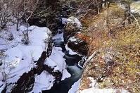 冬の渓流 - 風の香に誘われて 風景のふぉと缶