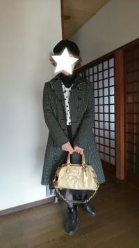 2月23日、70代。この冬活躍してくれたコートです -   心満たされる生活