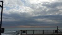 平日の午後、七里ヶ浜に行ってきました - pirokon散歩