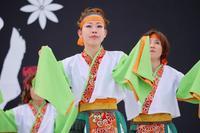 2018おの恋おどりその13(なかよし組) - ヒロパンの天空ウォーカー