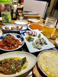 またまた訪問!新大久保の「浦港刺身」で乾杯 - 今日も食べようキムチっ子クラブ (料理研究家 結城奈佳の韓国料理教室)