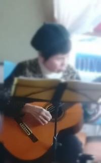 """今日は""""ギターの時間""""です! - ブックカフェされど・・・"""