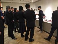 さっぽろ東急百貨店6階「プレミアムスクエア漆作家シリーズ乾漆の器鎌田克慈」始まっています。 - いぷしろんの空