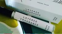 レイヤードフレグランスボディスプレー10mLFP(フレッシュペアの香り) - 初ブログですよー。