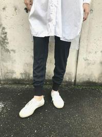 Olta design garments リブ付きレギンスパンツ - suifu