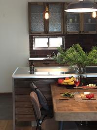 メンズライクなモスグリーンの家〜完成しました - しあわせな家づくり~Asako's WORK & LIFE