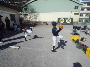 低学年練習試合vs.蛇 - 学童野球と畑とたまに自転車