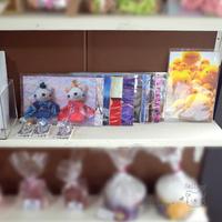 [ColleCtionplus...さん] 4月と5月のポストカードを納品♪ - Smiling * Photo & Handmade 2 動物のあみぐるみ・レジンアクセサリー・風景写真のポストカード