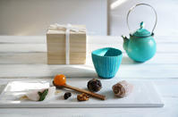 萩原将之さんの青い食器 - きれいの瞬間~写真で伝えるstory~
