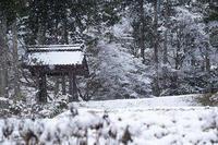京の雪景色・龍穏寺 - デジタルな鍛冶屋の写真歩記