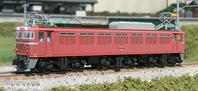 KATO 3066-1 EF81一般色入線 - 鉄道模型の小部屋