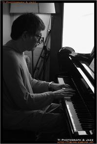 西さん水橋さんポートレート - TI Photograph & Jazz