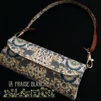 『メガネケース』 - カルトナージュ教室 & ハンドクラフト教室 ~ La fraise blanche ~ ラ・フレーズ・ブロンシュ