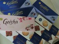 フィンランド ヘルシンキ で購入してきたチョコレートたち☆ - Orchid◇girL in Singapore Ⅱ