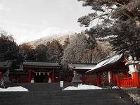 二荒山神社赤の印象 - 風の香に誘われて 風景のふぉと缶