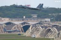 嘉手納への撮影意欲F-15アメリカ空軍 - 飛行機の虜