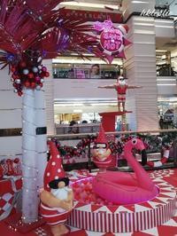 OMG!Santa is HOT@美麗華商埸 - 香港貧乏旅日記 時々レスリー・チャン