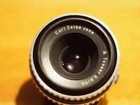 CARL ZEISS JENA TESSAR 50mm F2.8 - tkoma_photo_style