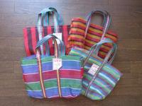 迪化街で購入したメッシュバッグのサイズ比較 - 池袋うまうま日記。