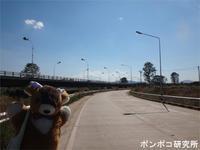 東西回廊の新しい橋 - ポンポコ研究所
