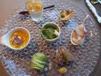 成城 デギスタシオンで旬菜ランチを堪能 - おいしいもの探し。